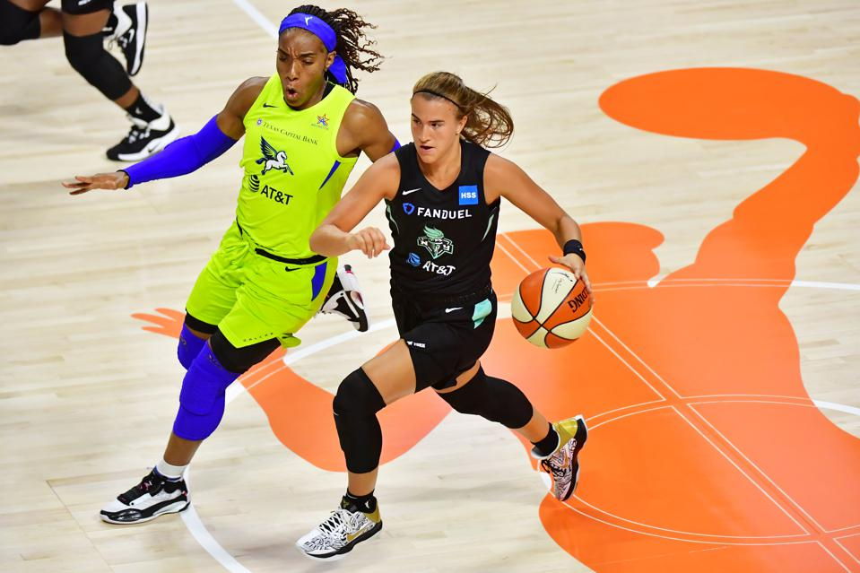 New York Liberty v Dallas Wings