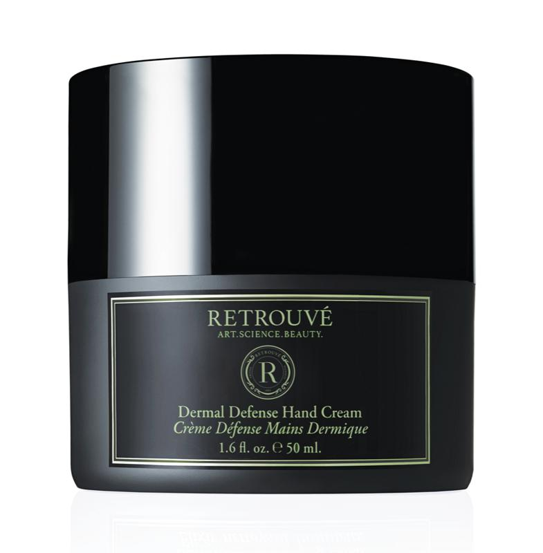 Introducing our Dermal Defense Hand Cream: Formulated with sustainably grown avocados and glycerin, marine extracts, niacinamide, and panthenol, this vitamin-infused botanically based hand salve promotes an improved skin quality and aids in soothing, nourishing, and hydrating the overworked dermis in this vulnerable area.