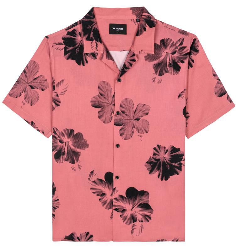 The Kooples rock n' roll beach shirt