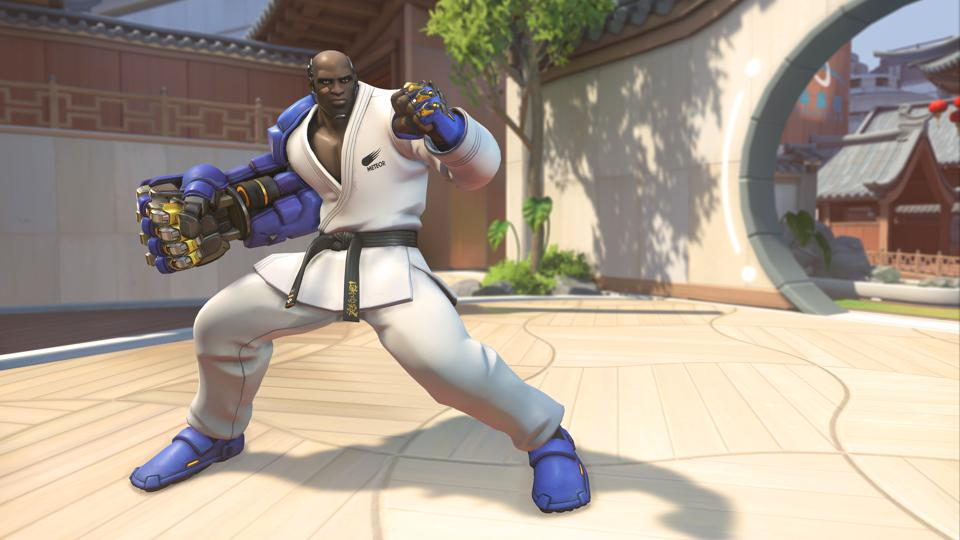 Overwatch Halloween Skins 2020 Doomfist Here Are All The New 'Overwatch' Summer Games Skins And How To