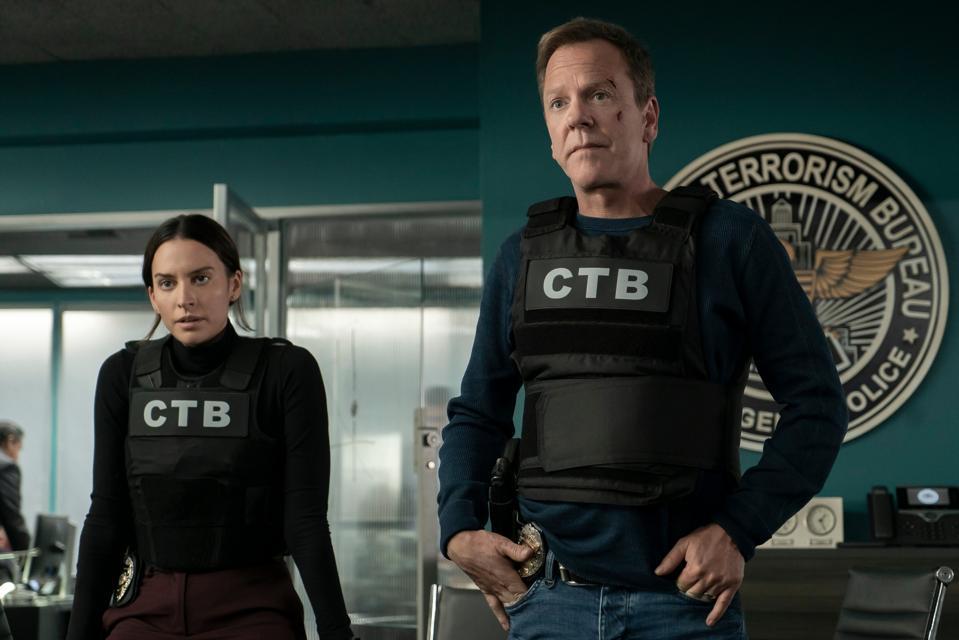 Kiefer Sutherland, interview, Jack Bauer, 24, sequel, movie, Quibi, Flatliners, Lost Boys