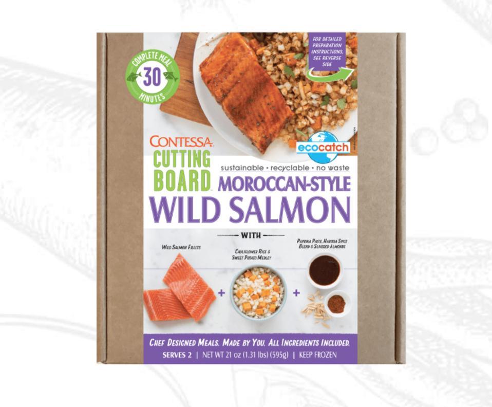 coronavirus, covid19, home cooking recipes, salmon, fish, health food