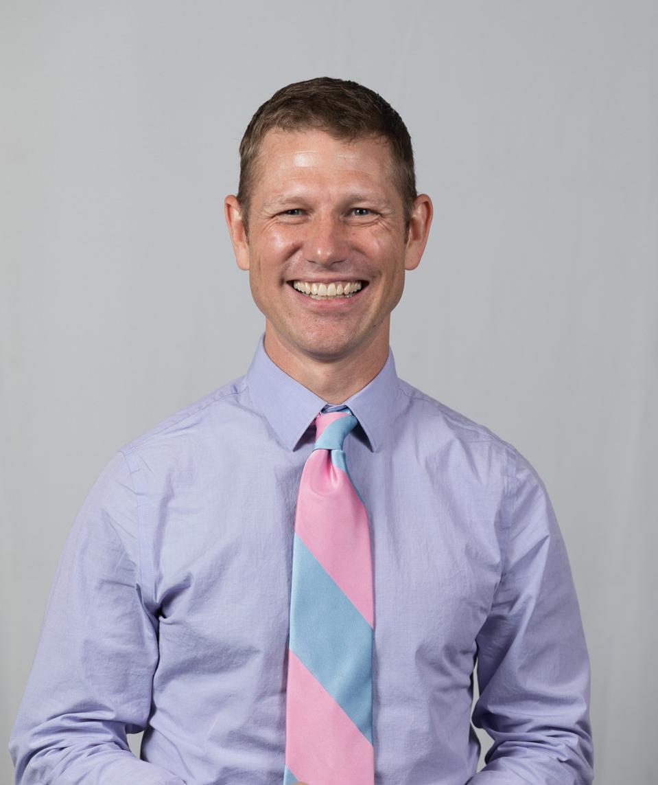 Ethan Knight, the Executive Director, Gap Year Association.