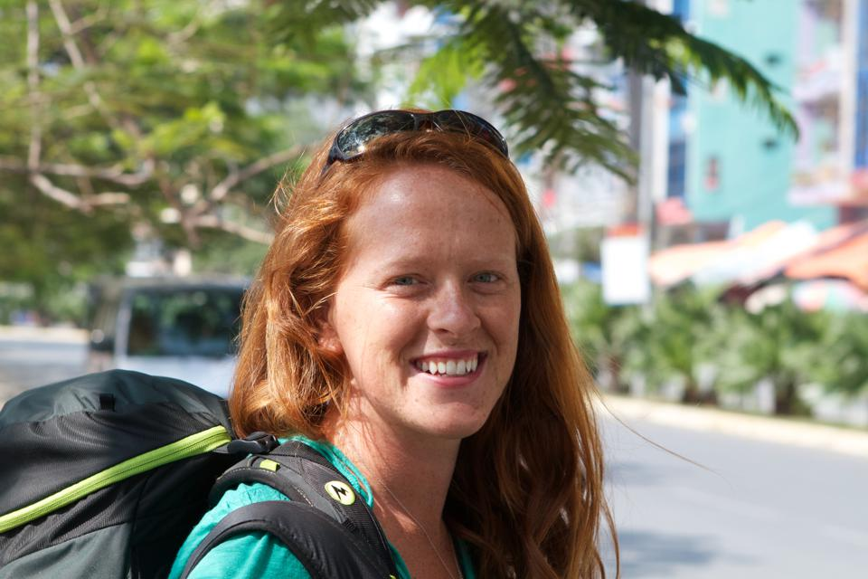 Sophia Weeks, Executive Director of Gap Programs, Adventures Cross Country.