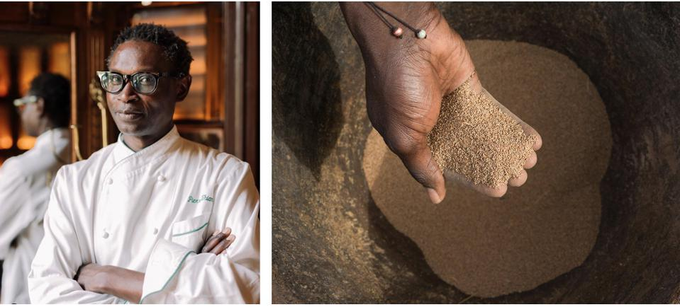 Chef Pierre Thiam and Fonio Grain From West Africa