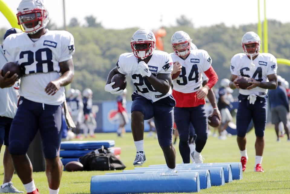 NFL: JUL 28 Patriots Training Camp