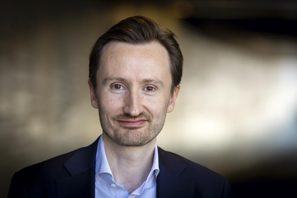Mathias Johannson CEO of Dirac