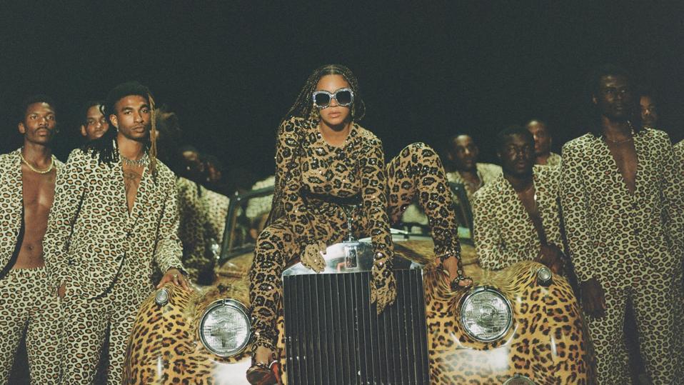 Beyonce in 'Black Is King'