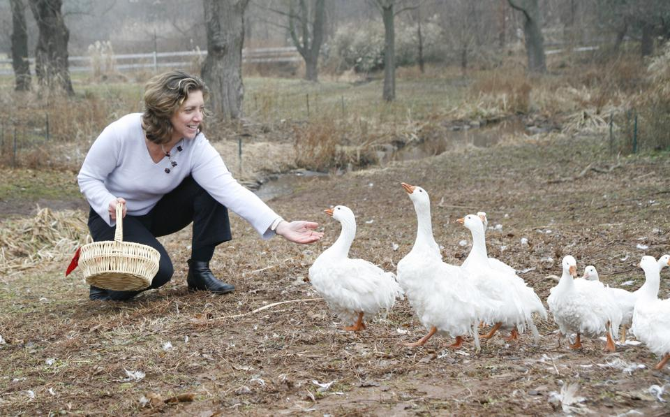 Ariane Daguin, D'Artagnan, farm-to-table pioneer, locally and sustainably sourced food