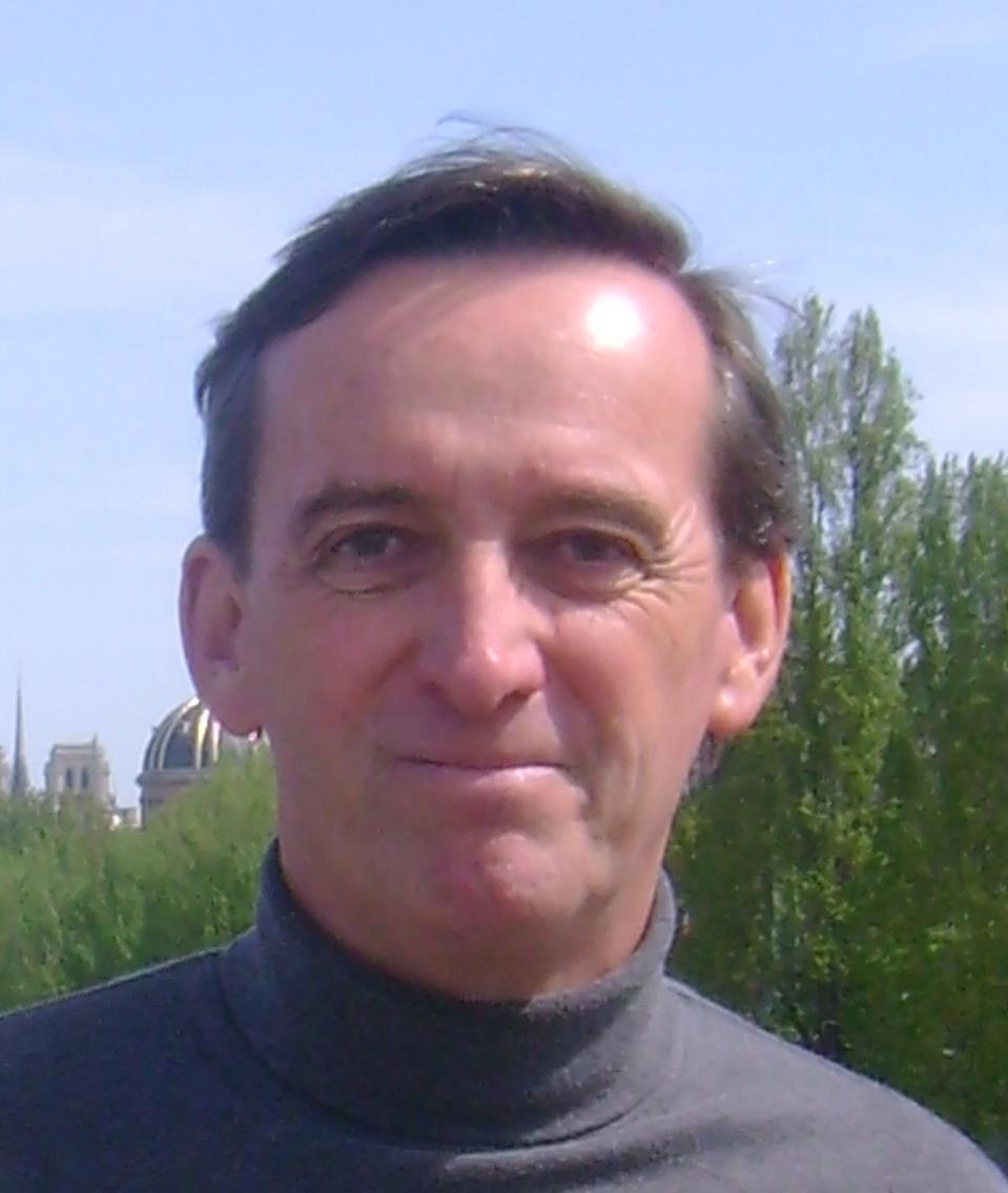 Aheadshot of John Gillespie