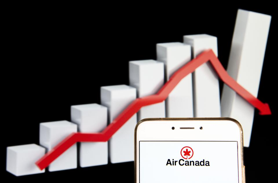 Air Canada attempts to increase passenger numbers with free COVID-19 medical insurance