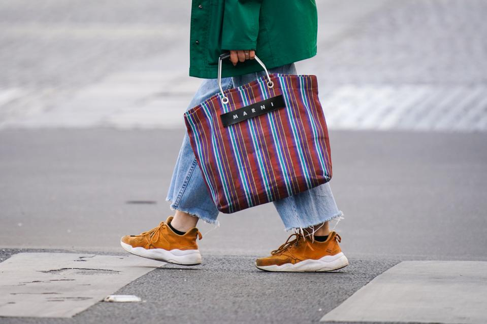 Street Style In Paris - May 2020