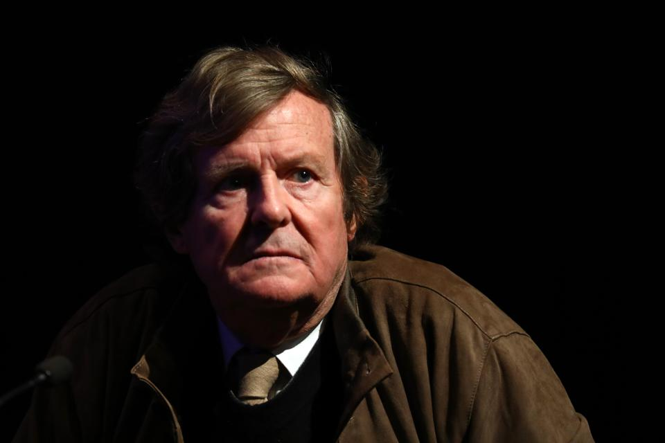LFF Connects: David Hare - 62nd BFI London Film Festival