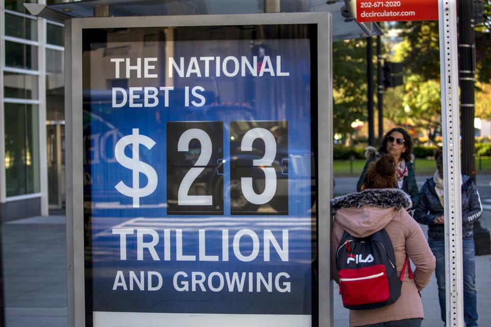 National Debt Clock - U.S. Economy - Fiscal Challenges