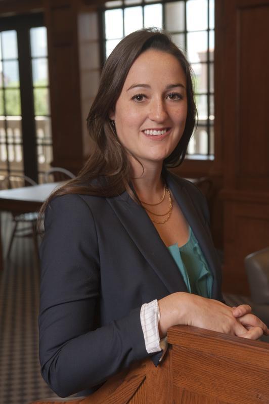 Allison Lami Sawyer, co-founder of Rebellion Photonics, Inc.