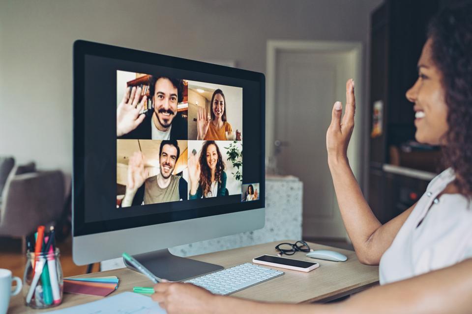 On-line meeting