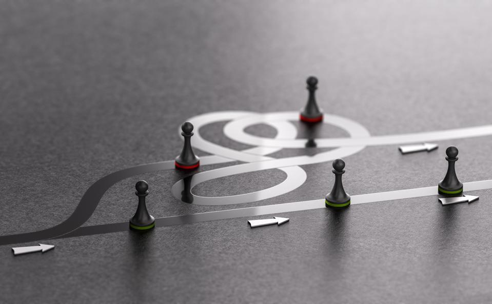 Choosing The Best Way Forward, Concept