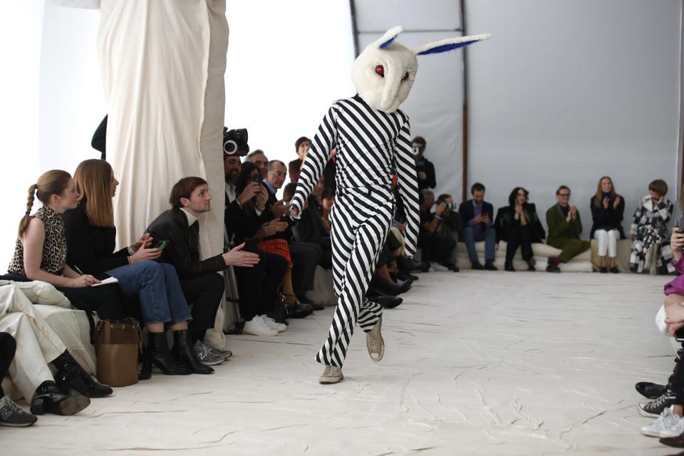APTOPIX Italy Fashion F/W 20/21 Marni