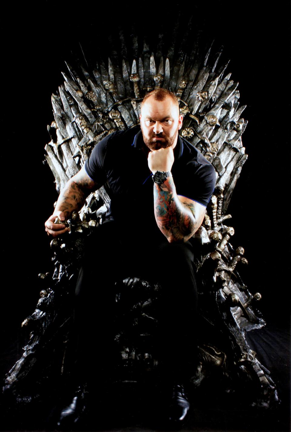 "Thor ""the Mountain"" Björnsson"