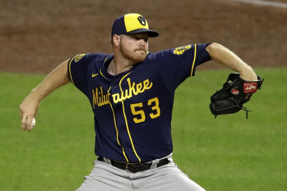 Small Sample Size Theater: Brandon Woodruff Is A Legit NL Cy Young Candidate