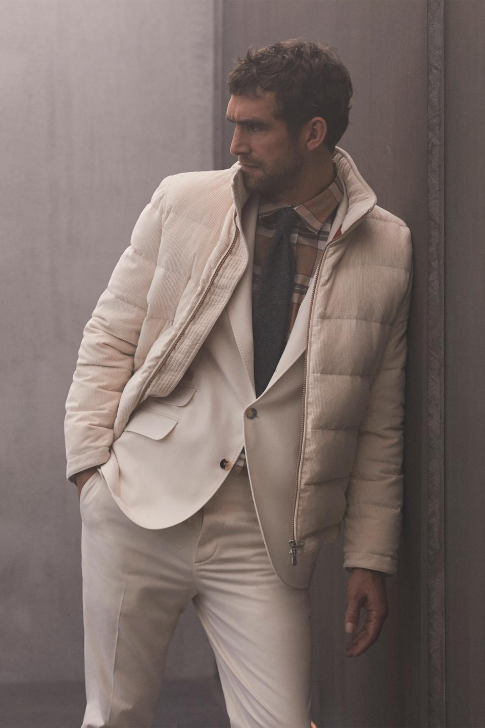 Brunello Cucinelli for Humanity.