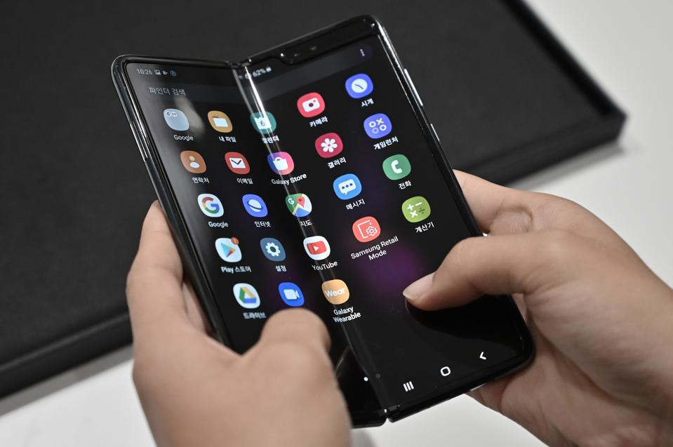 Is There A Market For Foldable Smartphones And Laptops?
