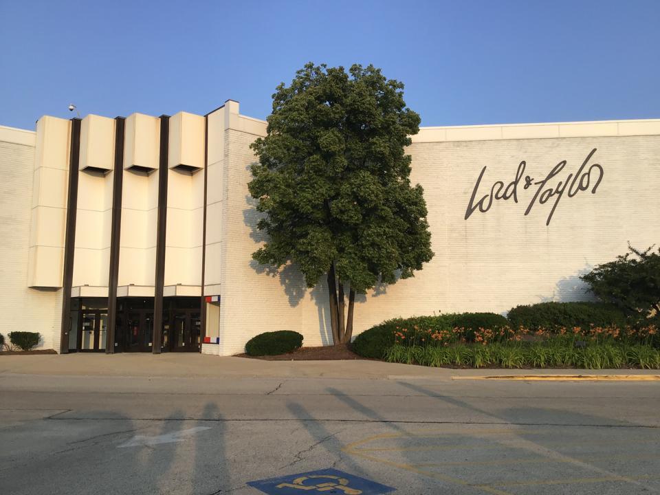 Lord & Taylor Northbrook Court Illinois