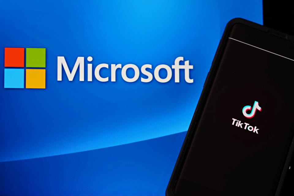 Microsoft In Talks To Buy TikTok App From Chinese Company ByteDance