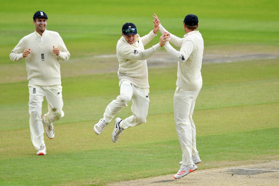 England v West Indies: Day 5 - Third Test #RaiseTheBat Series