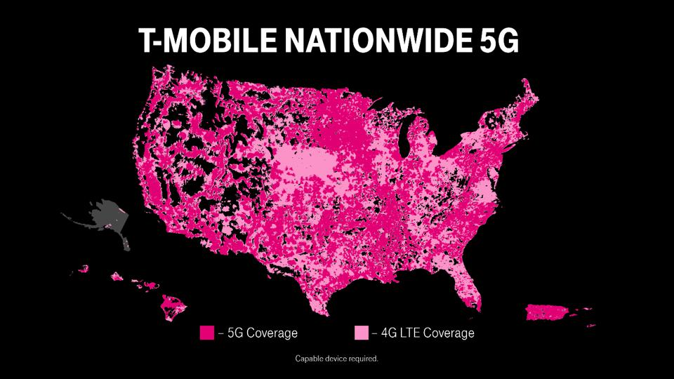 T-Mobile Nationwide 5G