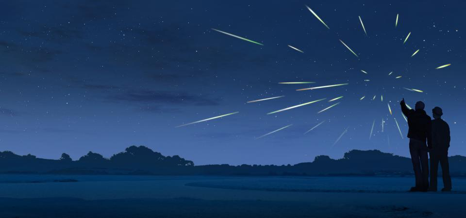When is the Perseid meteor shower? It's coming up this week!