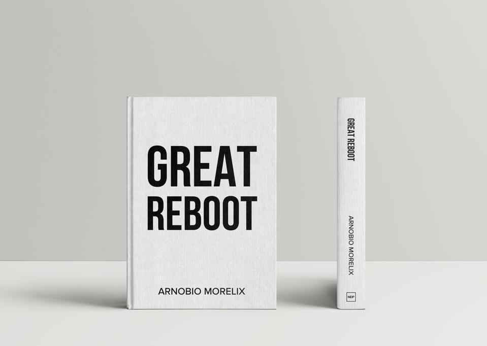 Image of Great Reboot hardcover