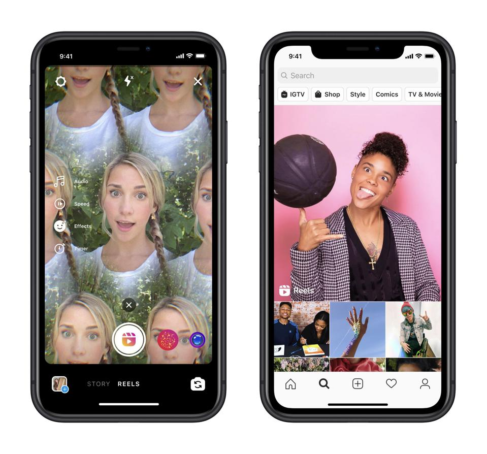 Instagram Intensifies Battle With Tiktok As Influencers Ponder Their Options