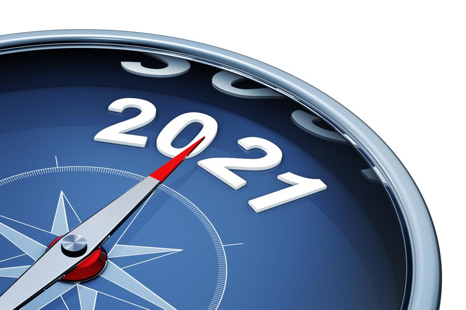 CFOs are setting their priorities for 2021.