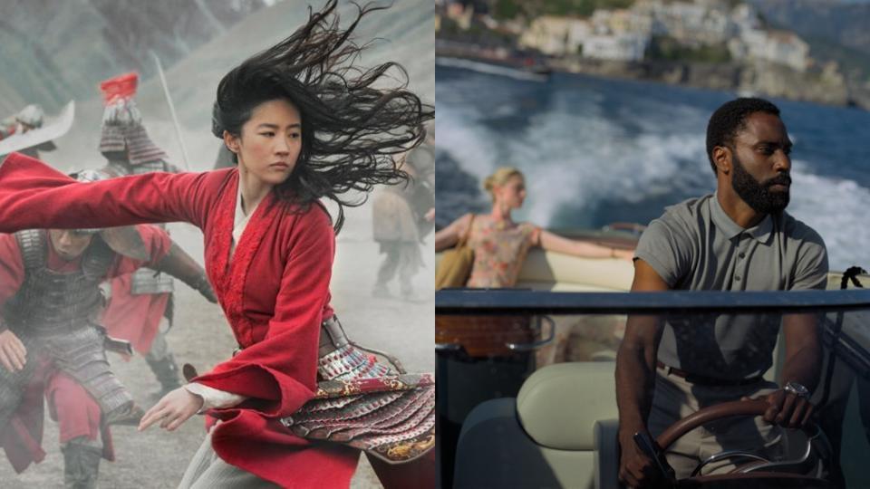 Niki Caro's 'Mulan' and Chris Nolan's 'Tenet'