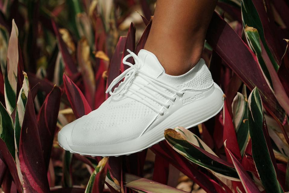 DTC shoewear brand Lane Eight launches a competitive all-sustainable workout shoe