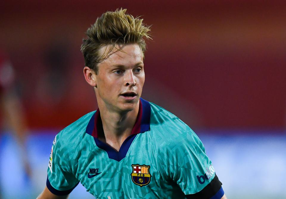 Frenkie De Jong S Time To Shine And Exact Champions League Revenge At Fc Barcelona Is Upon Us