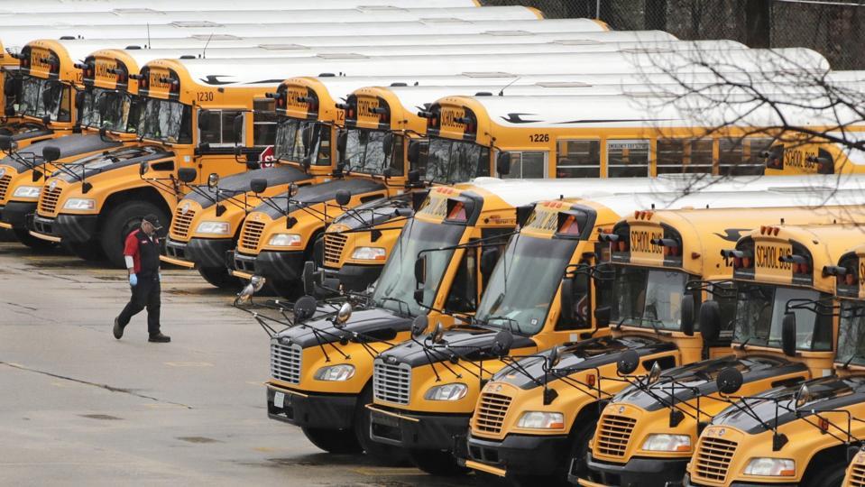 Virus Outbreak Schools Reopening