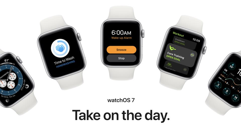 Apple finally releases the public beta software for watchOS 7.