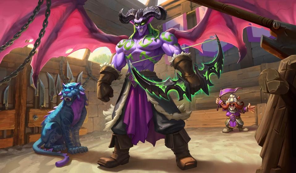 The digital card game Hearthstone's newest expansion, Scholomance Academy, launches today.