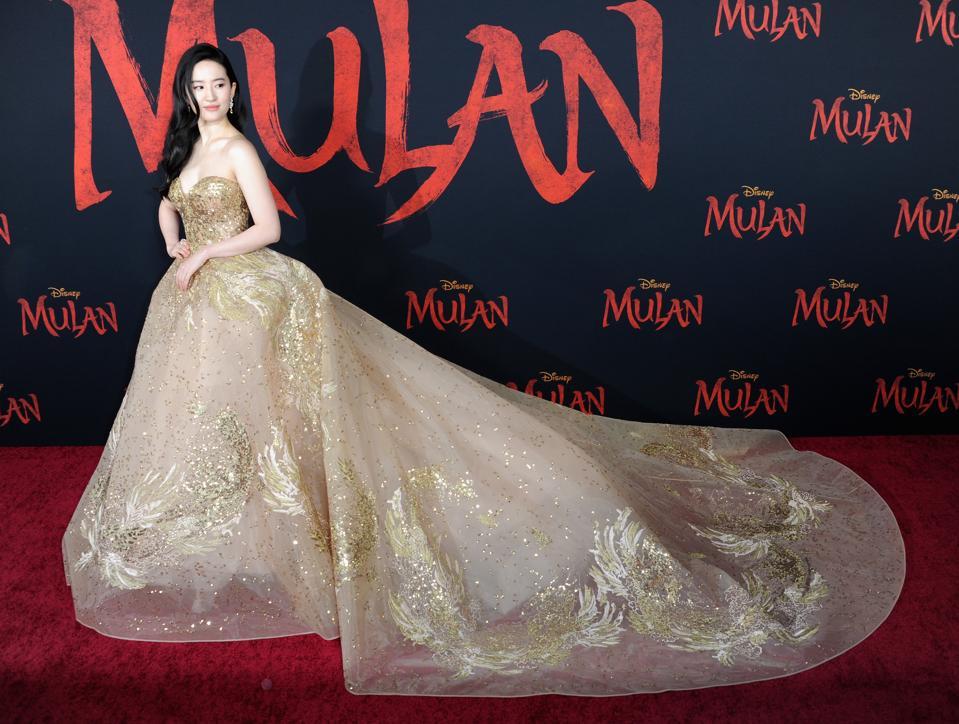 Premiere Of Disney's ″Mulan″ - Arrivals