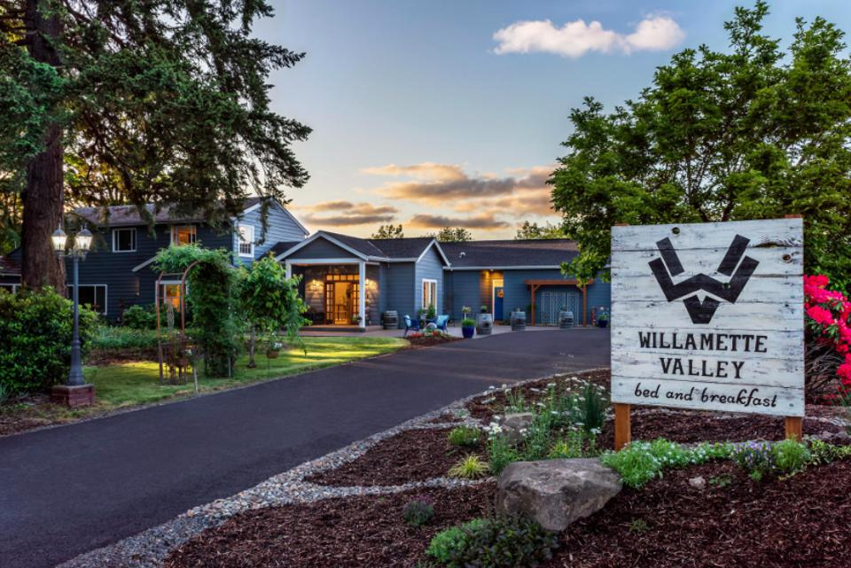 Willamette Valley Bed and Breakfast