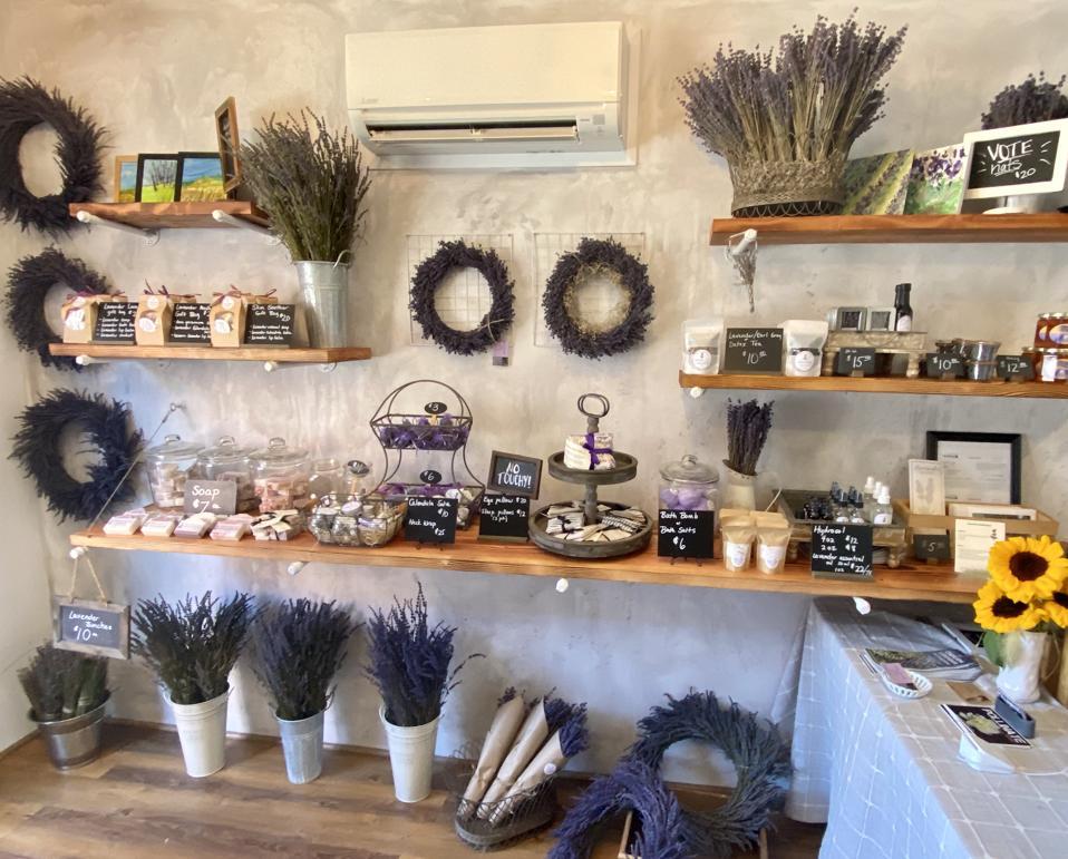 Little Lavender Shop
