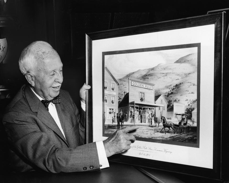 James Cash Penney & His First Store
