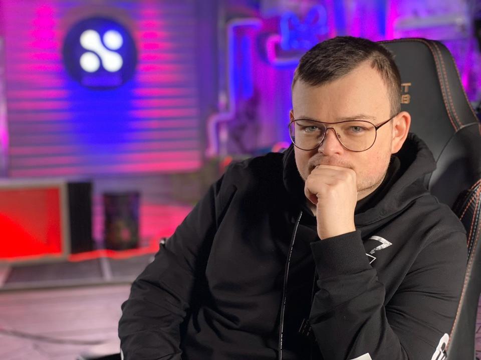 WePlay! General Producer Maksym Bilonogov.