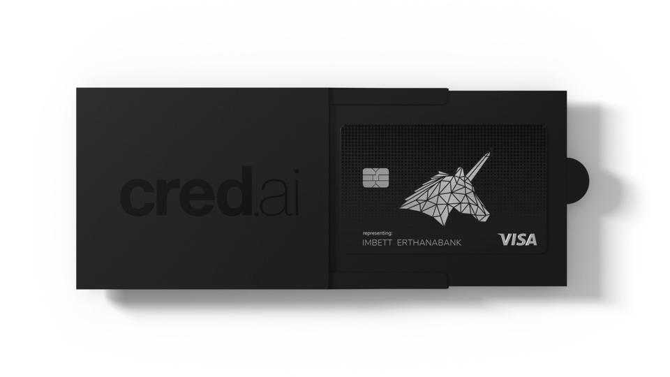 The 'Tesla Of Banking' Start-Up Cred.ai Unveils Its AI-Powered Credit Card