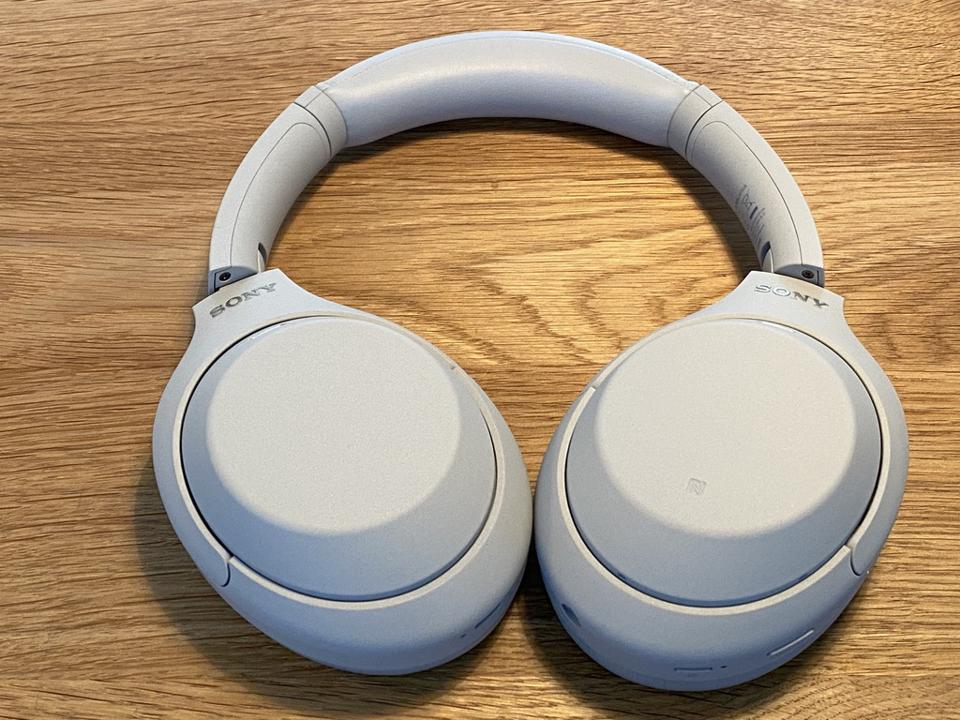 Sony WH-1000XM4 headphones, just launched.