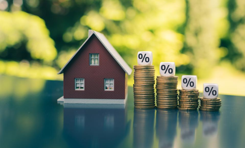 Mortgage interest rates have dropped even lower