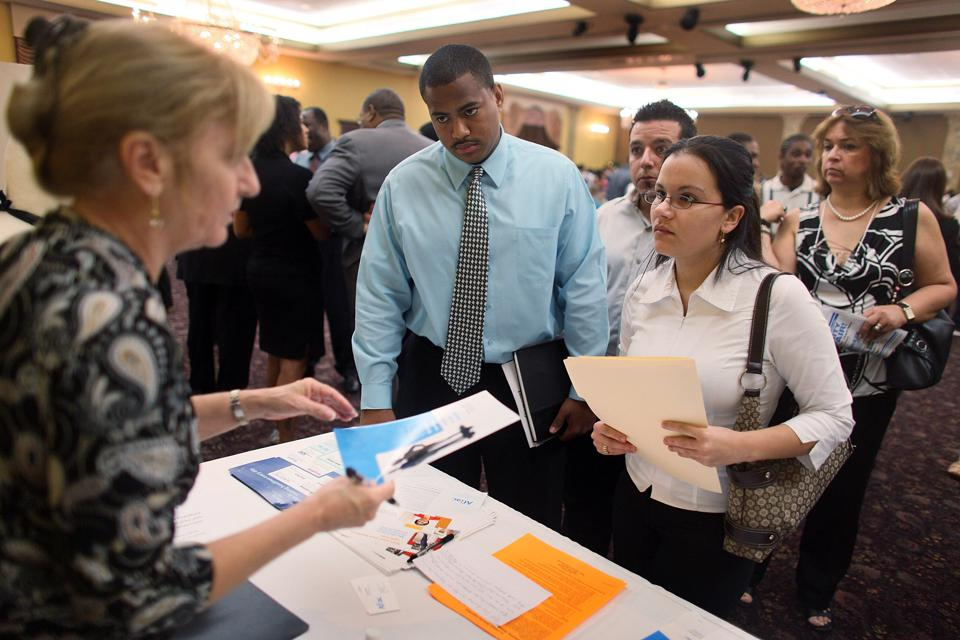 Job Fair Held In Southern Florida