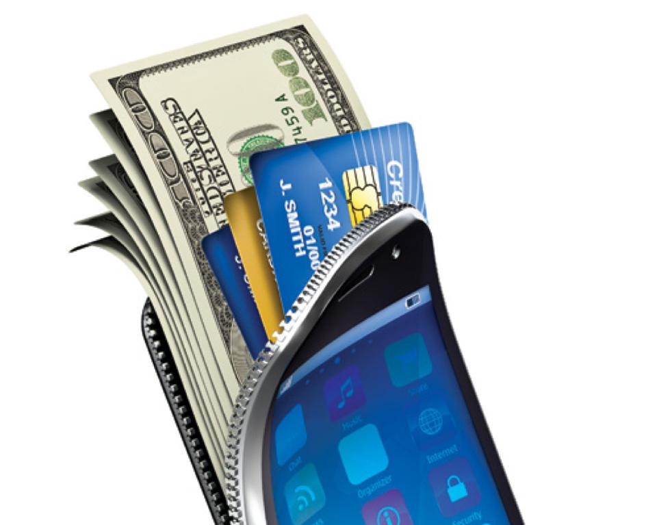 Digital wallets at risk of cyber attack.